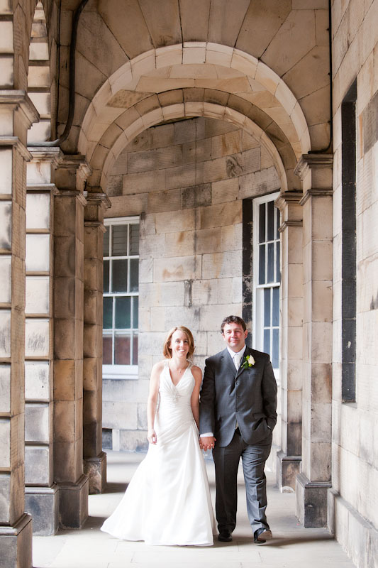 Advocates Library Wedding Edinburgh