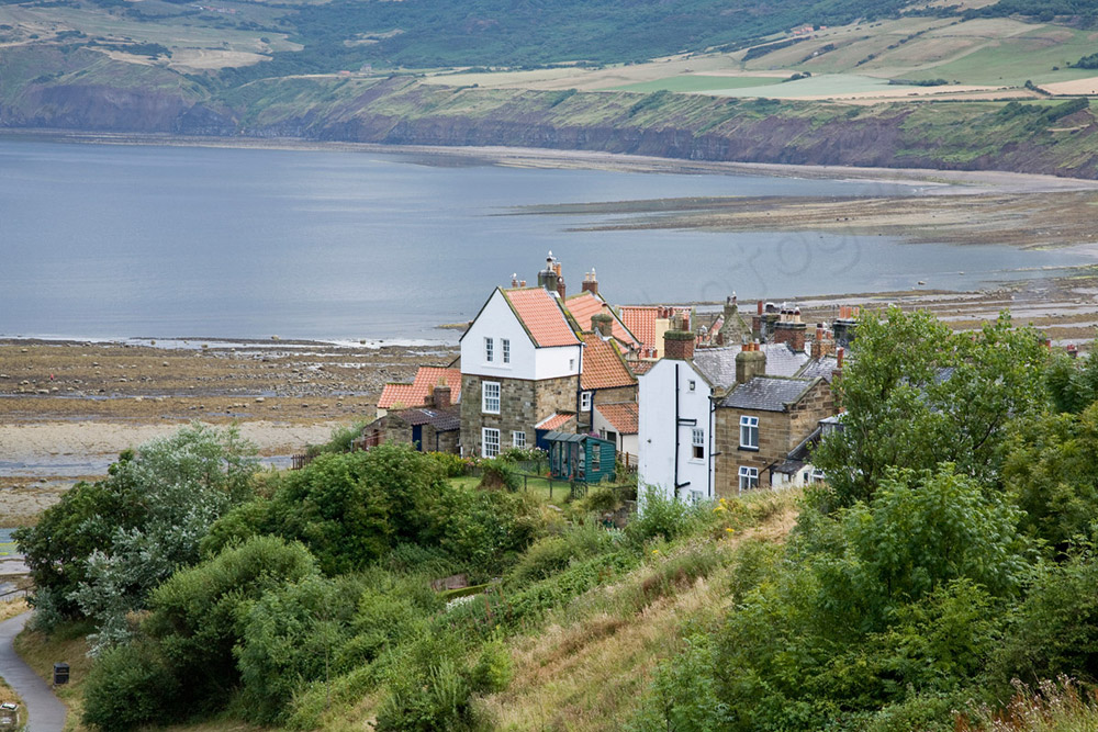 Robin Hoods Bay House on the Hill